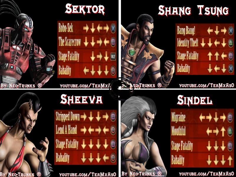 [Aides Fatalities et Astuces/Soluces] Mortal Kombat 9 6-2818dfe