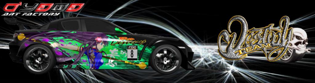 Banierre Destiny Drift 33 23d5193 ForzaMotorsport.fr
